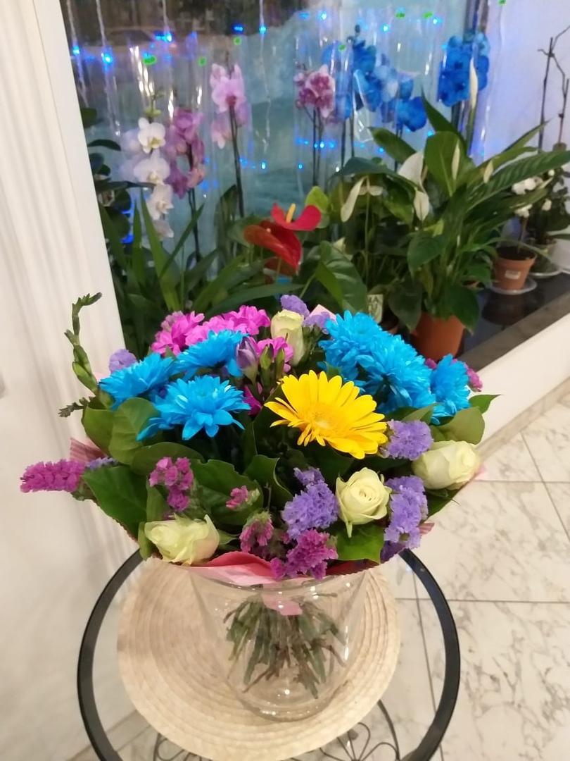 Купить цветы нягань, цветов модный букетов