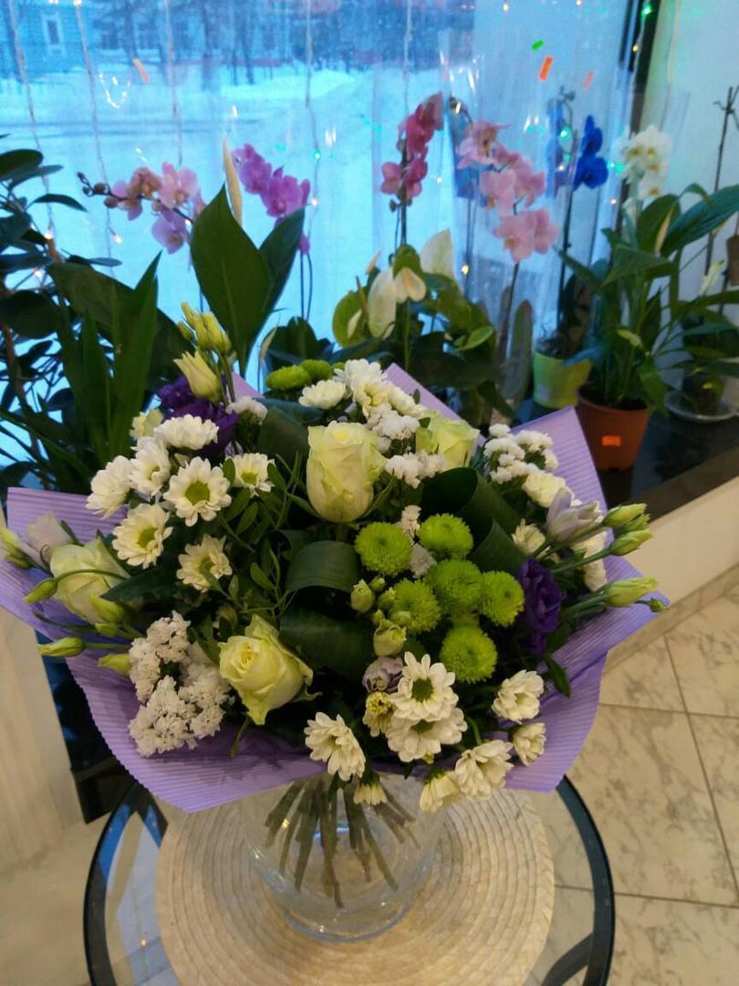 Букет, магадан доставка цветов